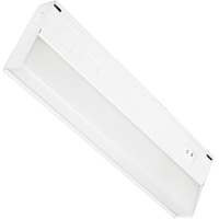 12 in. - Under Cabinet - LED - 5 Watt - 230 Lumens - Dual Color Switch to either 3000 or 4000 Kelvin - Hardwired - GlobaLux UCL-12-5-120D-930/40-WH