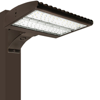 20,000 Lumens - LED Parking Lot Fixture - 125 Watt - 400W MH Equal - 4000 Kelvin - Type III - Bradford Series Mounting Hardware Sold Separately - 120-277 Volt - PLT-11807