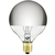 60 Watt - G16.5 Globe Incandescent Light Bulb Thumbnail