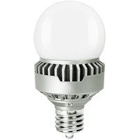 4400 Lumens - High Output A23 LED - 35 Watt - 300W Equal - 4000 Kelvin - Cool White - Mogul Base - 120-277 Volt - Light Efficient Design LED-8019M40-G2