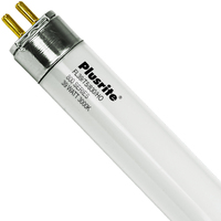 Plusrite 4120 - FL39/T5/830/HO - High Output T5s - 39 Watt - 3000 Kelvin - 33 in. - 3500 Lumens - 800 Series Phosphors - Case of 25