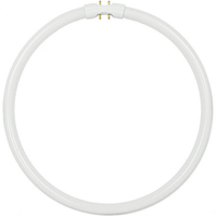 55 Watt - T5 Circline - High Output - 12 in. Diameter - 3000 Kelvin - Case of 10