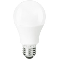 800 Lumens - LED A19 - 10 Watt - 60W Equal - 5000 Kelvin - Daylight White - Medium Base - 220 Volt - Sunlite 80119-SU