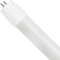 1500 Lumens - 3 ft. LED T8 Tube - Ballast Bypass - 12 Watt - 3000 Kelvin - Single-Ended Power - 120-277 Volt - Green Creative 34886
