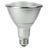 1000 Lumens - LED PAR30 Long Neck - 12.5 Watt - 75W Equal - 2700 Kelvin - 25 Deg. Narrow Flood - 120 Volt - Satco S29425