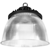 34,800 Lumens - Round LED High Bay - 240 Watt - 1000W MH Equal - 5000 Kelvin - 120-277 Volt - 5 Year Warranty - PLT-80007