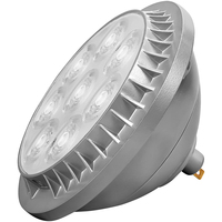 4000 Lumens - LED PAR56 - 40 Watt - 300W Equal - 3000 Kelvin - 25 Deg. Narrow Flood - Dimmable - 120 Volt - Green Creative 35420