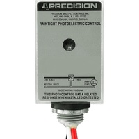 SPST Photocell - Stem Mounting - LED Compatible - Multi-Volt 105-285 - Precision Multiple T30-DV