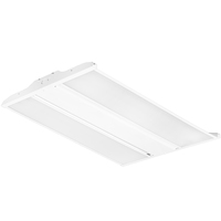 8515 Lumens - LED High Bay - 65 Watt - 175W MH Equal - 5000 Kelvin - 120-277 Volt - 5 Year Warranty - PLT-90150