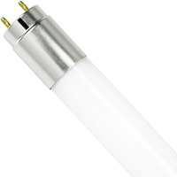 1800 Lumens - 4 ft. LED T8 Tube - Type A Plug and Play - 15 Watt - 5000 Kelvin - 120-277 Volt - Case of 25 - TCP LS4T815IS50K