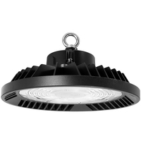 22,500 Lumens - Round LED High Bay - 150 Watt - 400W MH Equal - 3500 Kelvin - 120-277 Volt - 5 Year Warranty - PLT-80011